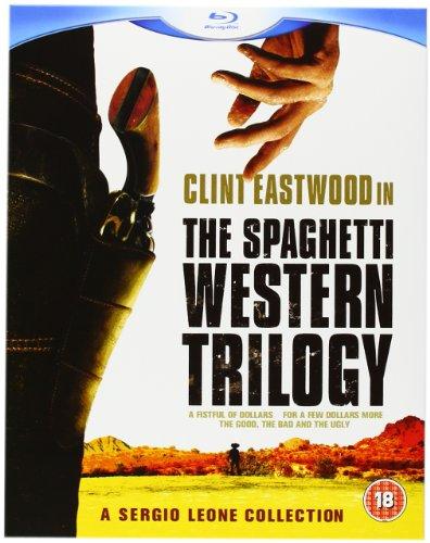 Spaghetti Western Collection [Edizione: Regno Unito] [Reino Unido] [Blu-ray]
