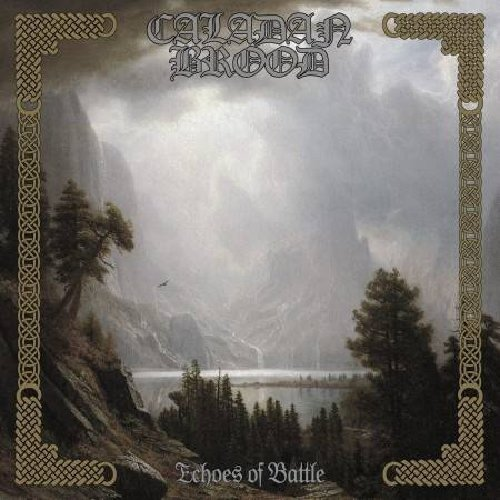 Caladan Brood: Echoes of Battle (Audio CD)