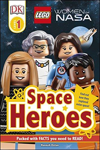LEGO Women of NASA Space Heroes (DK Readers Level 1)