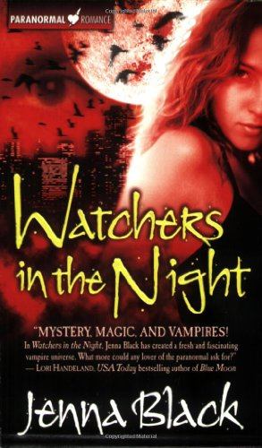 Watchers in the Night (The Guardians of the Night, Book 1)