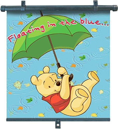 Disney Baby 2 Aufrrollbarer Sonnenschutz Winnie the Pooh