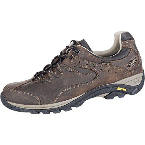 Meindl scarpe da trekking Uomo Durban GTX® 39490, Uomo, 3879 46, Dunkelbraun, 43