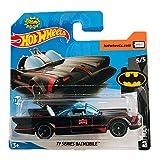 Hot Wheels TV Series Batmobile Batman 5/5