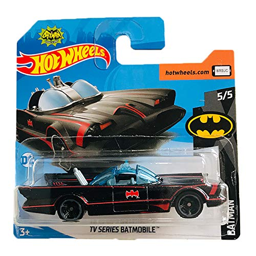 Hot Wheels TV Series Batmobile Batman 5/5