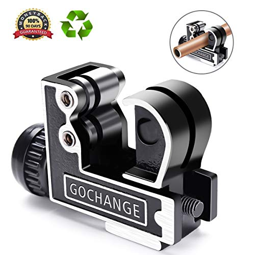 GOCHANGE Mini Tube Cutter, 3-28m...