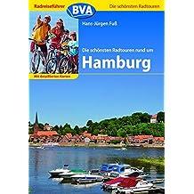 Radreiseführer BVA Die schönsten Radtouren rund um Hamburg mit detaillierten Karten
