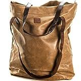 Schultertasche Shopping Bag Vintage Tasche Shopper...