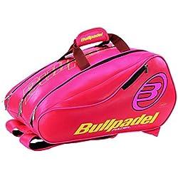 Bullpadel BPP16003 - Bolsa para mujer, color vino burdeos, 58x30x33 cm