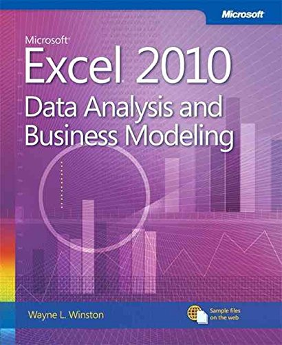 [(Data Analysis and Business Modeling : Microsoft Excel 2010)] [By (author) Wayne L. Winston] published on (January, 2011)