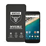 Google Nexus 5X (2015) Tempered Glass Screen Protector by Minotaur (1 x Protector)
