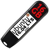 Ubuntu 16.04 LTS 32bit auf 16 GB USB 3.0 Stick Bild