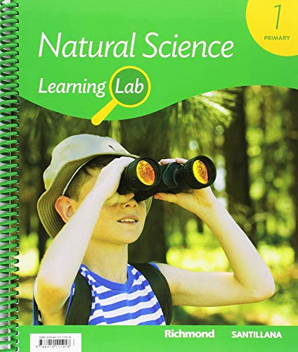 Learning lab natural science 1primaria
