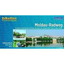Moldau - Radweg GPS wp Prag - die Donau über Cesky Krumlov