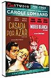 Cine Studio Pre-Code Doble Sesión Carole Lombard: Casada por Azar (No Man of Her Own 1932) + Mujer Blanca (White Woman 1933) [DVD]