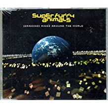 SUPERFURRY ANIMALS-RINGS AROUND THE WORLD -CDS-