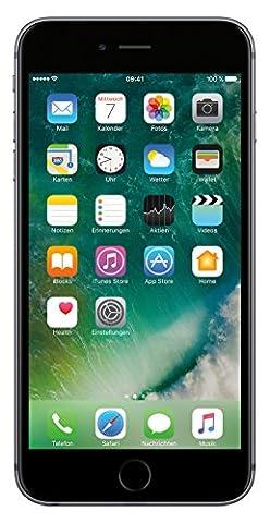 Apple iPhone 6s Plus, 128 GB, space grau