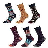 Kleurrijke sokken.