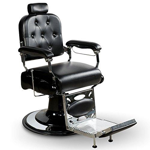 Poltrona sedia da barbiere professionale salone parrucchiere bellezza spa 205023