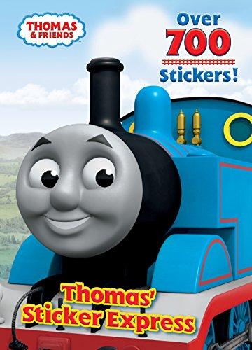THOMAS\' STICKER EXPRESS (Thomas & Friends) (Super Stickerific)
