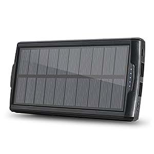 solar ladeger t vivostar 20000 mah portable power bank. Black Bedroom Furniture Sets. Home Design Ideas