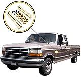fgghfgrtgtg Portière Pins Paumelle Kit pour Bushing Ford F150 F250 F350 Automobile Kit de réparation