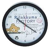 San-Tan Rilakkuma Reloj de Pared RK-0790 de Japón