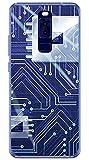 Tumundosmartphone Custodia di Gel TPU per LEAGOO S8 - S8 PRO Design Circuito Disegno