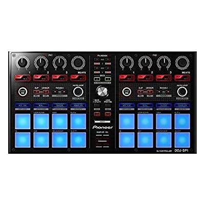 Pioneer DDJ-SP1 Add-on Portable MIDI Controller Accessory for Serato DJ