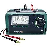 GMC de I messtechnik metriso–Multímetro analógico Pro de hasta 1000V de medición de aislamiento 4012932126136