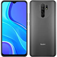 "Xiaomi Redmi 9 Samartphone - 3GB 32GB AI Quad Kamera 6.53"" Full HD + Display 5020mAh (typ) Schwarz [Globale Version]"