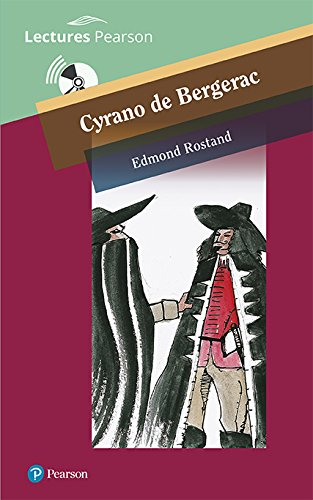 Cyrano de Bergerac (B1) (Lectures Pearson) por Edmond Rostand