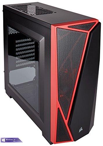Ankermann-PC Gaming Ryzen 7 Statement, Ryzen 7 1700X 8x3,40GHz T: 8x3,8Ghz, GeForce GTX 1070 8GB, 16GB RAM, 500GB SSD, Windows 10 Pro, EAN 4260409337909