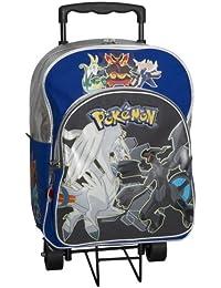Giochi Preziosi - Auguri Preziosi 85999 Pokemon - Mochila escolar (con ruedas extraíbles)