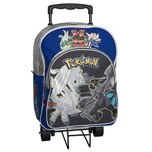 Giochi Preziosi – Auguri Preziosi 85999 Pokemon – Mochila Escolar (con Ruedas extraíbles)