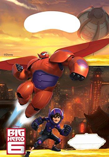 Disney Zum Aufhängen Big Hero 6Party Dekorationen - Big 6 Hero Spielzeug