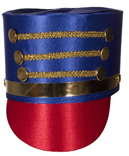Majorettes Kostüm - Jacobson Hat Drum Major Hut Kostüm Zubehör