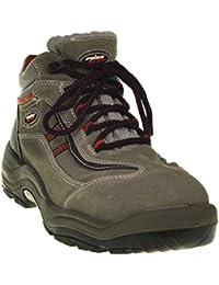 e1b1e000ffbf6 VULCA Nuovo da uomo scarpe antinfortunistiche professionista con meglio di  acciaio protetto dita scarpe da trekking