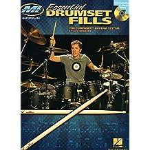 Musicians Institute Essential Drumset Fills Book/Cd