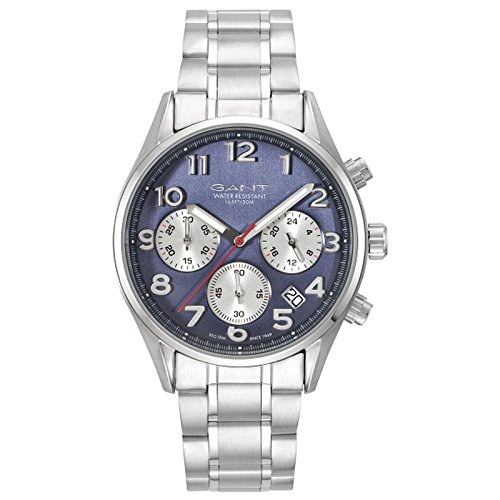 Gant Ladies Watch Blue Hill Lady Chronograph GT008002