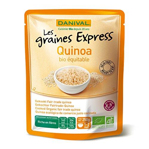 Danival - Graines Express Quinoa Bio 250g