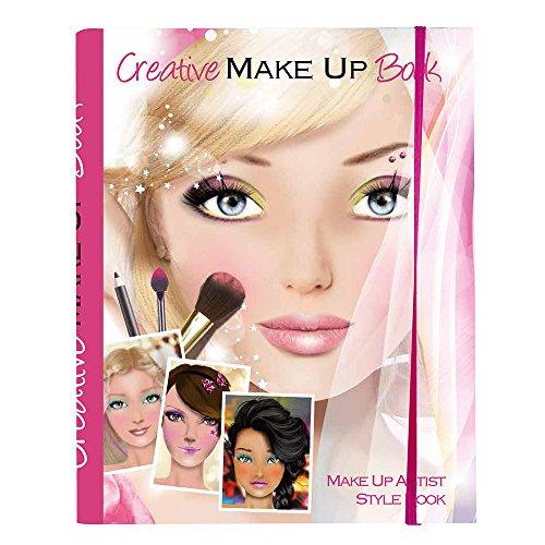 CREATIVE 034 Make Up Artist mit Style Book, Pink