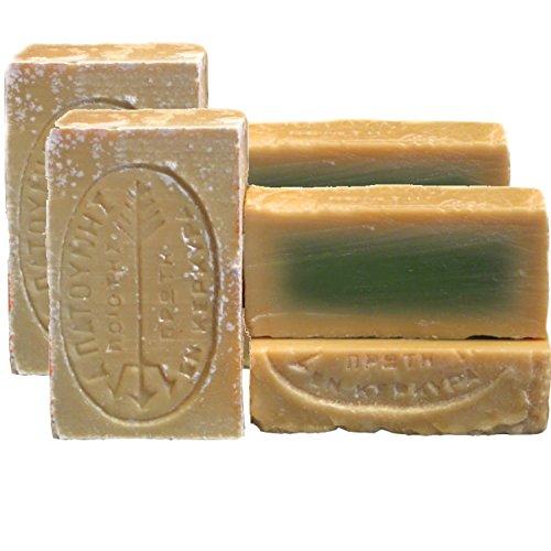patounis-grne-olivenseife-4er-pack-4-x-115gr-reine-vegane-olivenseife-aus-100-olivenkernl-handgesied