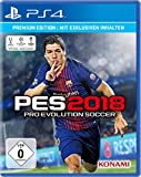 Konami PES 2018 - Premium Edition PS4 USK: 0
