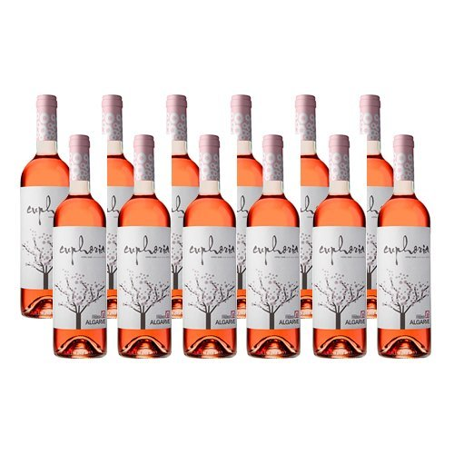 Euphoria - Vino Rose - 12 Botellas