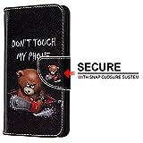 ( Nicht mein Handy Teddy Bear) gedruckte Design für Yezz