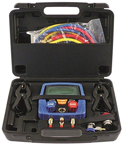 Monteurhilfe HS-350A digital R22/R134a/R404a/R407c/R502/R410a 1/4' SAE -