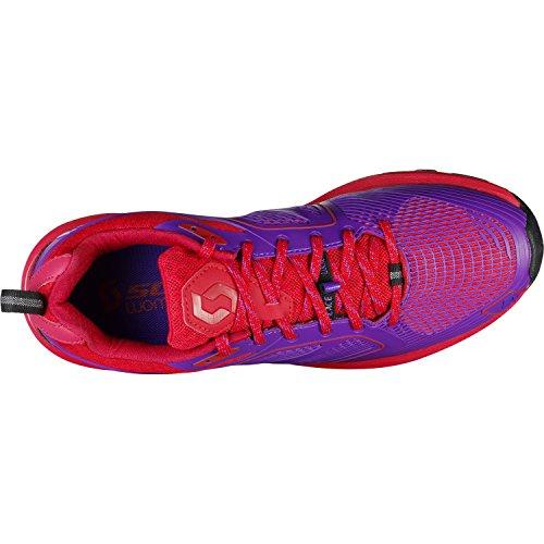 SCOTT Damen Laufschuhe purple/red