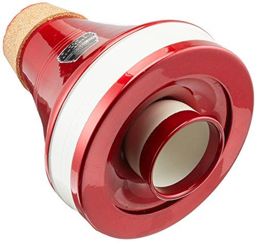 Humes & Berg 189 Stonelined - Sordina Wah-Wah para trombón bajo (aluminio)