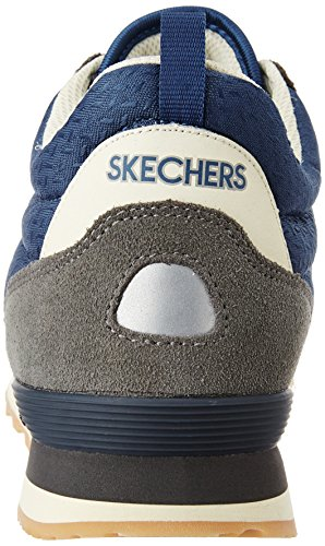 Skechers Herren Og 85 Sneakers Gray/Blue