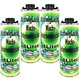 4 x 1 Liter Wachs Unterbodenschutz Hohlraumkonservierung